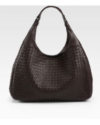Bottega Veneta Large Campana Hobo Bag - Lyst