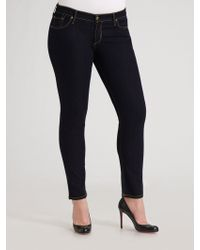 James Jeans Skinny Stretch Denim Jeans - Lyst