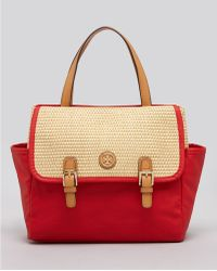 Tory Burch Tote Pierson Mini Beach - Lyst