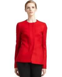 Costume National Tailored Jacket - Lyst