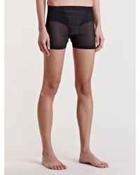 Rick Owens - Sheer Under Shorts - Lyst