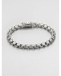 Shop Mens Scott Kay Jewelry from 100 Lyst