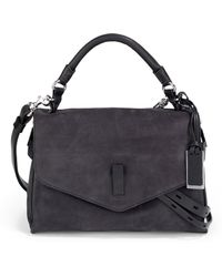 Gryson Ruby Small Top Handle Bagblack - Lyst