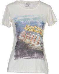 Athletic Vintage Short Sleeve T-Shirt - Lyst