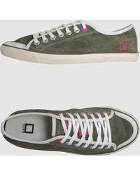 Date Sneakers - Lyst