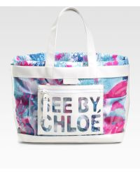 See By Chloé Zip File Large Tote - Lyst