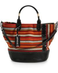 orYANY | Frisey Large Woven Tote | Lyst