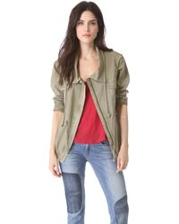 Kova & T Griffith Jacket - Lyst
