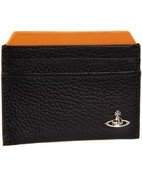 Vivienne Westwood Bicolor New Credit Card Holder - Lyst