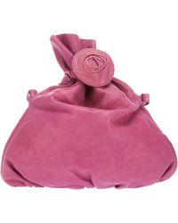 Erva - Ignis Calf-Leather Shoulder Bag - Lyst
