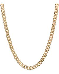 ASOS - Extra Long Chain Necklace - Lyst