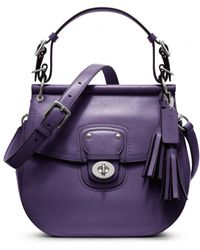 Coach Legacy Leather Willis - Lyst