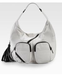 L.A.M.B. - Haden Leather Hobo - Lyst