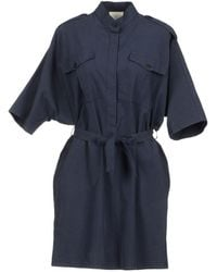 Boy by Band of Outsiders Short Dress - Lyst