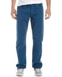 7 For All Mankind Standard Bluestar Jeans - Lyst