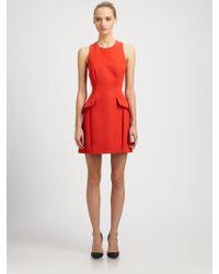 McQ by Alexander McQueen Pocket Dress - Lyst