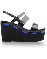 Opening Ceremony Wedge Sandals - Lyst