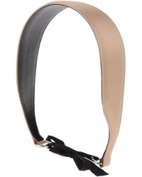 Jil Sander Navy - Hair Accessory - Lyst