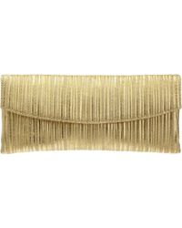 L'Wren Scott - Raffia Envelope Clutch - Lyst