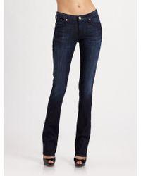 Rock & Republic   Abigail Baby Bootcut Jeans   Lyst