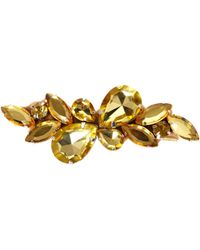 ASOS - Stone Hair Brooch - Lyst