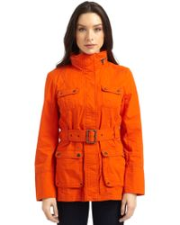 Marc New York By Andrew Marc Bailey Washed Cotton Jacket - Lyst