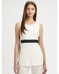 Rachel Zoe Jaden Colorblock Top - Lyst
