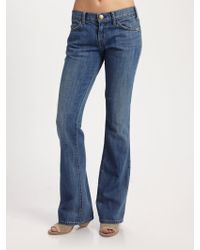 Current/Elliott The Western Jeans - Lyst