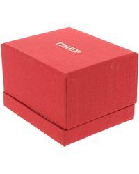 Timex - Original Watch Brown Strap T2n407 - Lyst