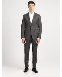 DSquared² Classic Wool Suit - Lyst
