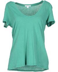 James Perse | Short Sleeve T-shirt | Lyst