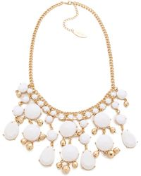 Adia Kibur Cluster Necklace - Lyst