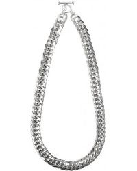 AllSaints - Estelle Necklace - Lyst