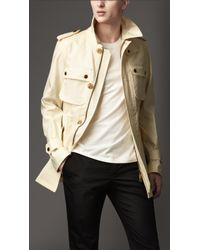 Burberry Jacket - Lyst