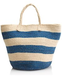 J.Crew Bamboula Ltd For Jcrew Market Tote - Lyst
