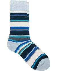 Paul by Paul Smith | Paul Smith Stripe Socks | Lyst