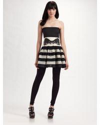 Pleasure Doing Business Petti Mini Dress - Lyst
