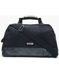 Kris Van Assche - Black Textile and Leather Convertible Duffle Bag and Tablet Case - Lyst