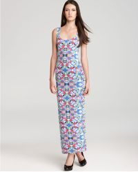 Mara Hoffman Maxi Dress Printed Tank - Lyst