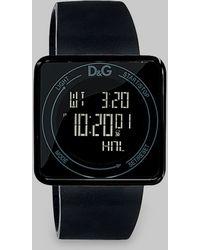 Dolce & Gabbana - High Contact Touchscreen Watchblack - Lyst
