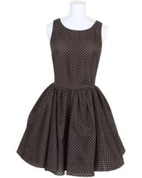 Alaïa Dress - Lyst
