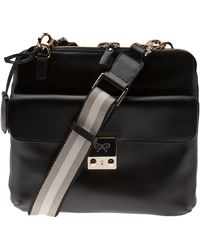 Anya Hindmarch Ns Messenger Bag - Lyst