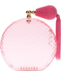 Charlotte Olympia Scent Clutch - Lyst