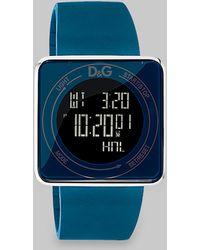 Dolce & Gabbana - High Contact Touchscreen Watch - Lyst