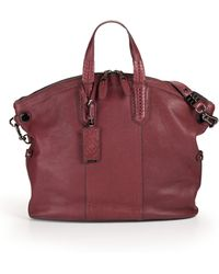 orYANY | Reese Convertible Totewine | Lyst