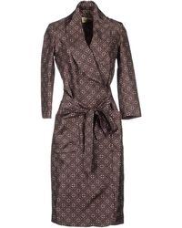 Paul Smith 34 Length Dresses - Lyst