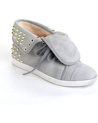 Boutique 9 Katreen Leather Sneakers - Lyst