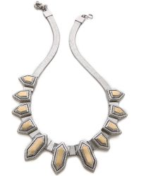 Madewell - Stacked Statement Necklace - Lyst