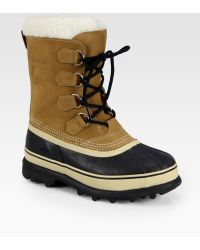 Sorel Caribou Waterproof Boot - Lyst