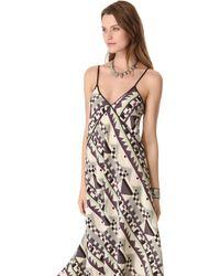 Viva Vena | Thunderbird Trapeze Dress | Lyst